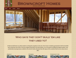Browncroft Homes