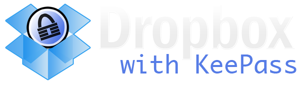 Mashup: Dropbox and Keepass