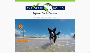 the green hound